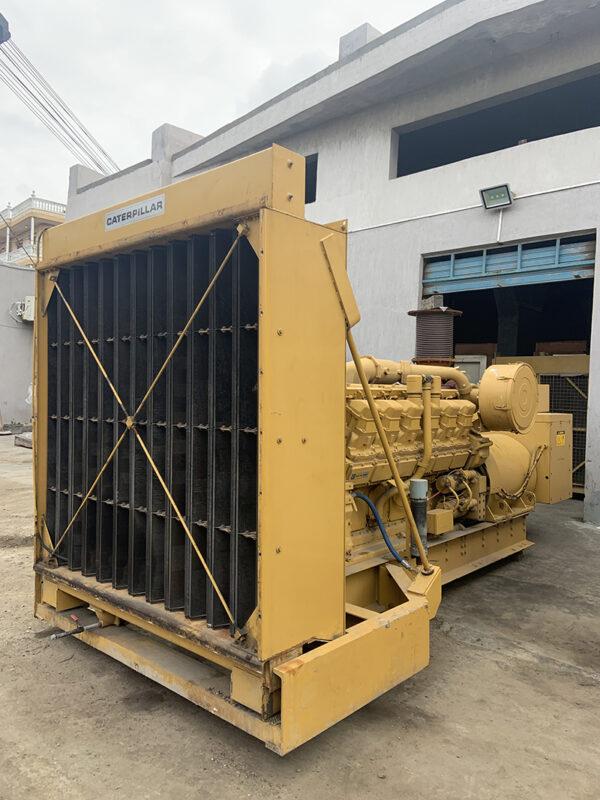 CAT 3512 GENSET 1250KW