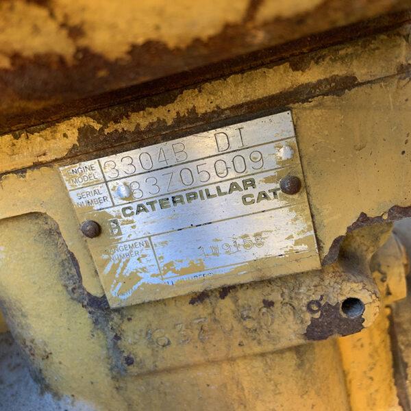 Caterpillar 3304 Marine Generator Set