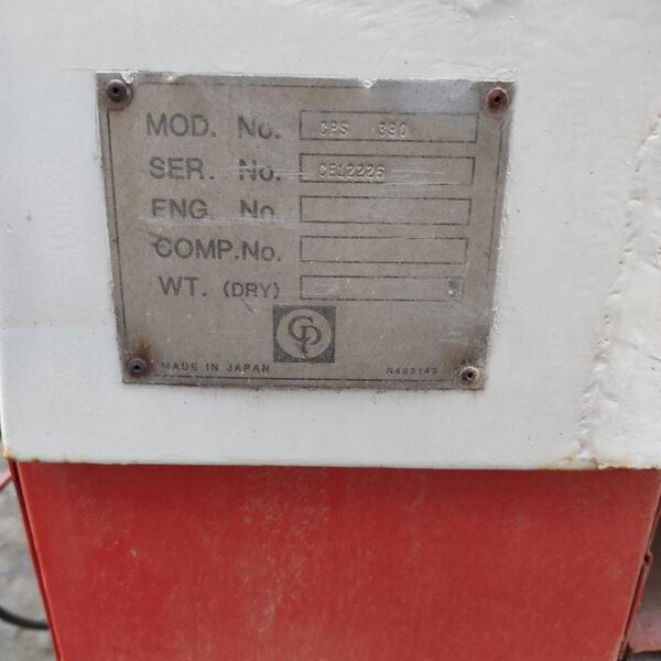 Chicago Pneumatic Air Compressor