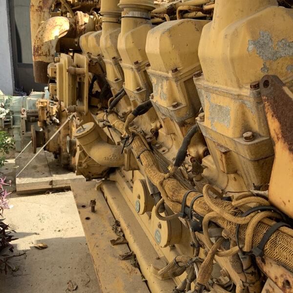 3512B Caterpillar Engine