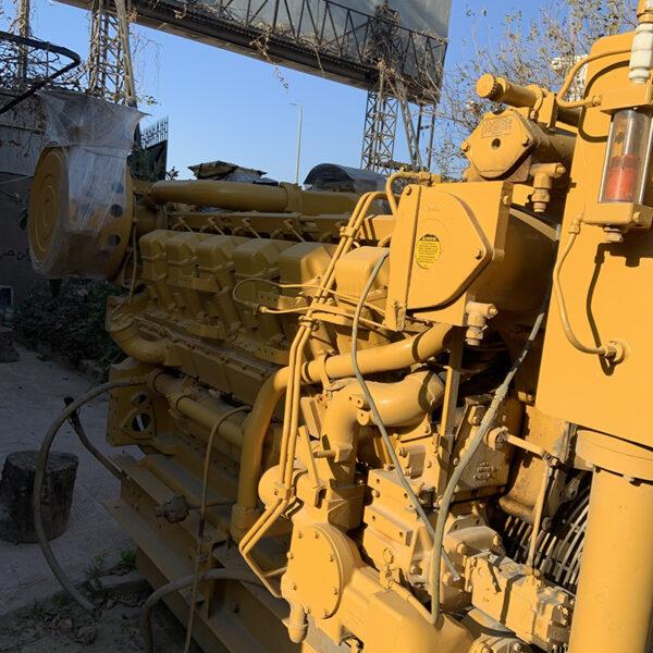 Cat 3512 Marine Engine