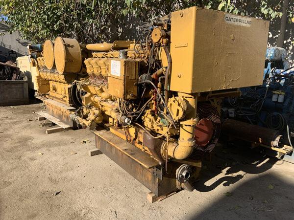 Caterpillar 3512 Engine