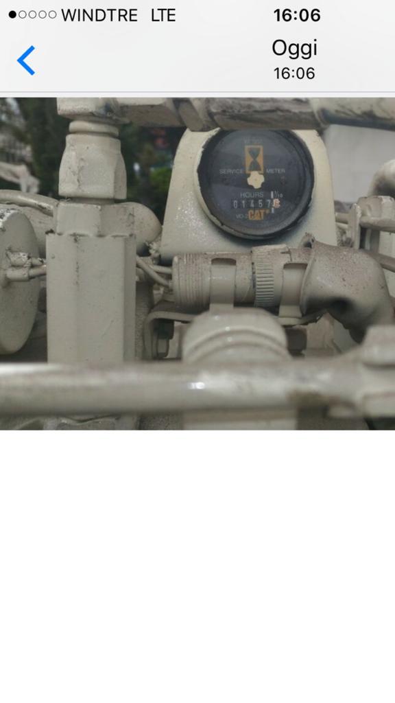 Caterpillar 3408 Marine Engine