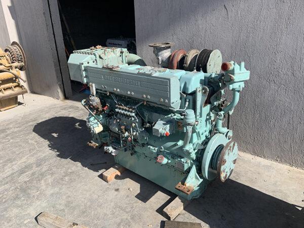 MITSUBUSHI S6B3MPTK MARINE ENGINE