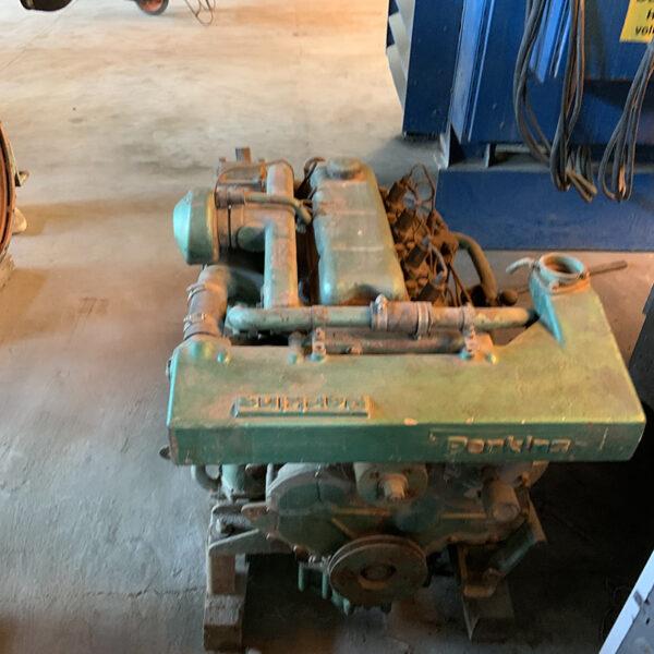 PERKINS M90 Marine Diesel Engine