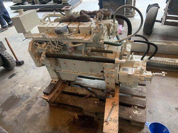 cummins 5.9 marine engine
