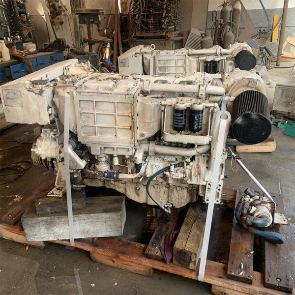 MAN D2866 MARINE ENGINE